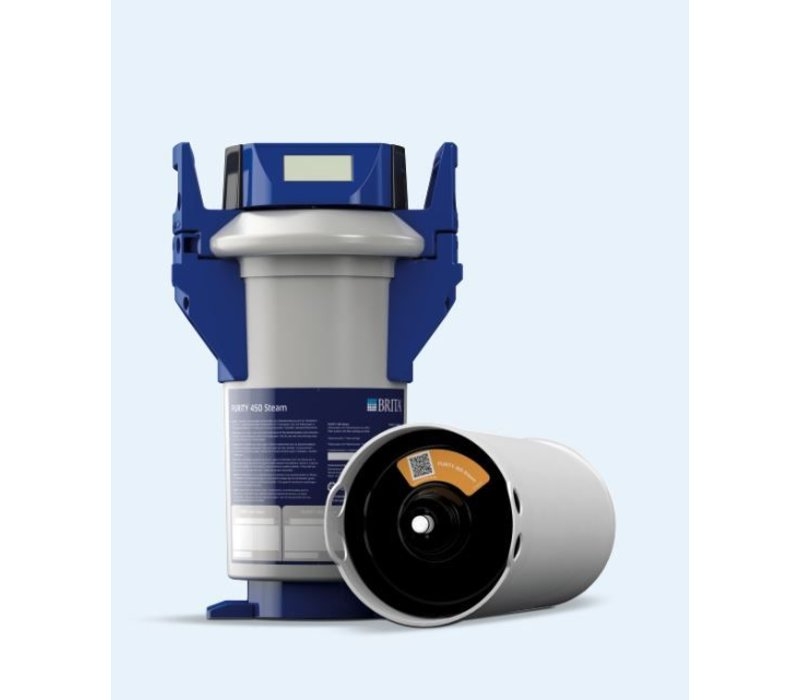 Brita Brita Filtersysteem Purity Steam | ZONDER Meet- en Afleeseenheid | Type 450