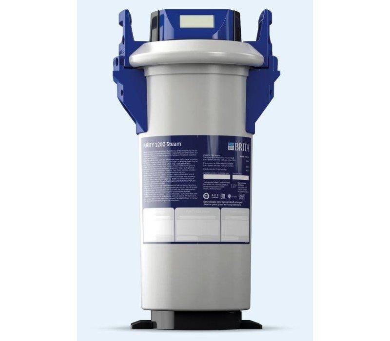 Brita Brita Filtersysteem Purity Steam | ZONDER Meet- en Afleeseenheid | Type 1200