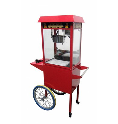Combisteel Popcorn Machine | Show Kar | 1:35 kW | 560x417x (H) 1560mm