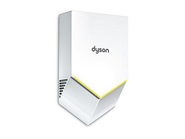 Dyson Dyson Airblade Hand Dryer V - HU02 New - 35% Stiller - White
