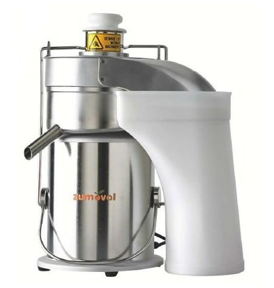 Zumoval BigFastJuice Juice Centrifuge | Zumoval | 800W | Production up to 150kg / h