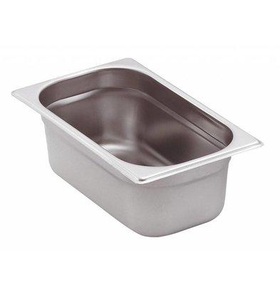 Saro GN-bakken 1/4 - GN, 55 mm, 1,1 liter |  265x162mm