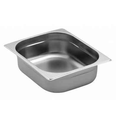 Saro GN-bakken 1/2 - GN, 40 mm, 2 liter | 325x265mm