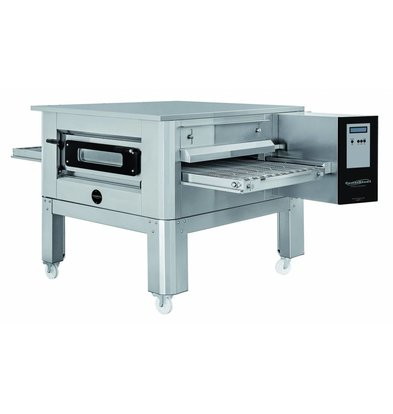 Combisteel Lopende Band Oven 800 | 24.400W/400V | 2250x1560x600(h)mm