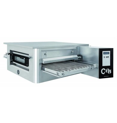 Combisteel Lopende Band Oven 650 | 17.400W/400V | 2070x1320x560(h)mm