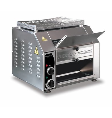 Combisteel Toaster Lopende Band | 2,5kW/230V | 480x440x440(h)mm