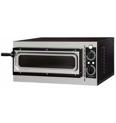Combisteel Pizza Oven Single, Pizza Ø320mm | 1600W | 568x500x280 (h) mm