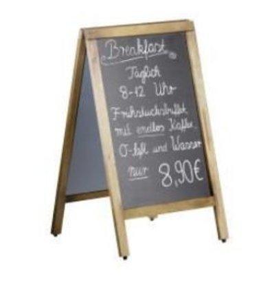 Saro Sidewalk chalk board Duplo - 50 x 85 cm - BASIC