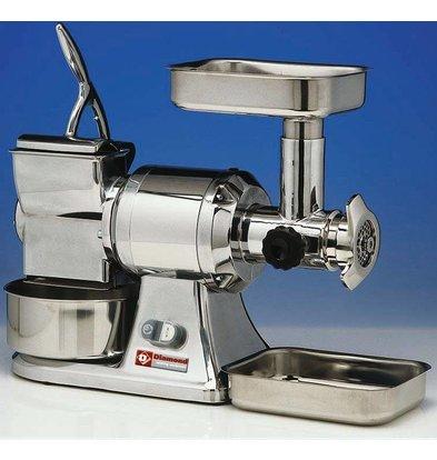 Diamond Mincer 150 kg / h + Parmesan grater 35 kg / h