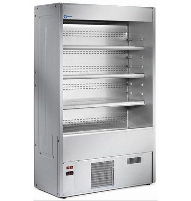 Diamond Wall unit cooled 4 niveaus1000x547xh1925