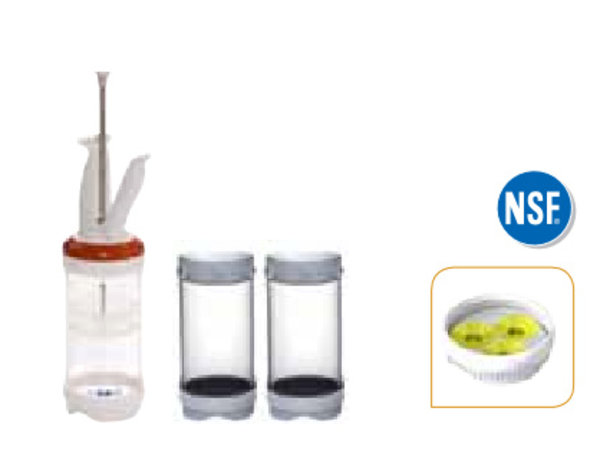 FIFO Portion pal 473 ML 3 pack met medium driegats membraan