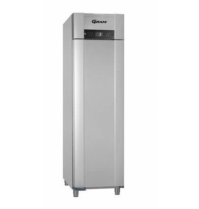 Gram Koelkast Vario SIlver/RVS | Gram Superior Euro M 62 RCG L2 4S | 465L | 620x855x2125(h)mm