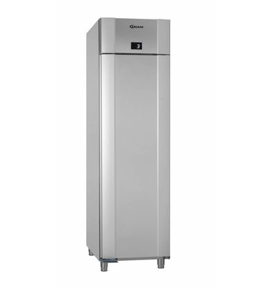 Gram Koelkast Vario Silver/RVS | Gram Eco Euro M 60 RCG L2 4N | 465L | 600x855x2125(h)mm