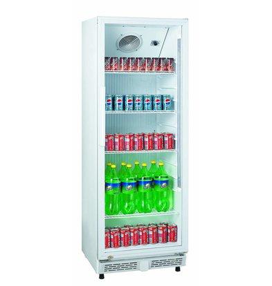 Saro Ventilated refrigerated display case | GTK Model 230 Liter | 530x635x1442 (h) mm