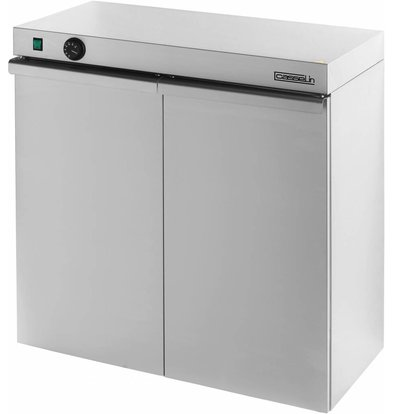Casselin Bordenwarmer 120 Borden - 1500W - 80x46x(h)87cm