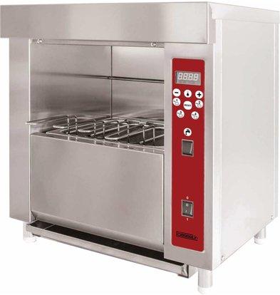 Casselin Pasta Cooker / pasta station   8 Liter   3200W   230V   520x340x (H) 600mm