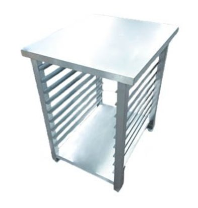 XXLselect Stainless Steel Mount Heavy Duty   For AT90 Size (600x650mm)   4 Levels   With Landscape & Interview   Adjustable legs   600x700x (h) 850mm