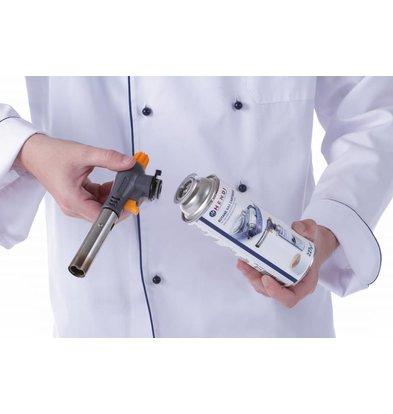 Hendi Crème-Brûlée Brander | Anti-Flakker | 190x35x65(h)mm