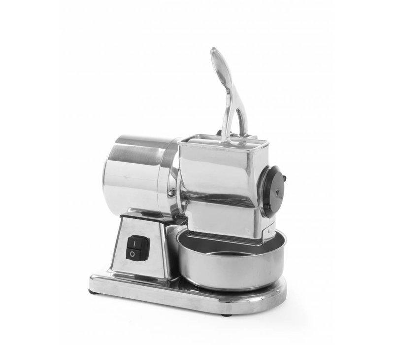 Hendi Cheese Grater Machine for Hard Cheese   1.3 Liter   1400 TPM
