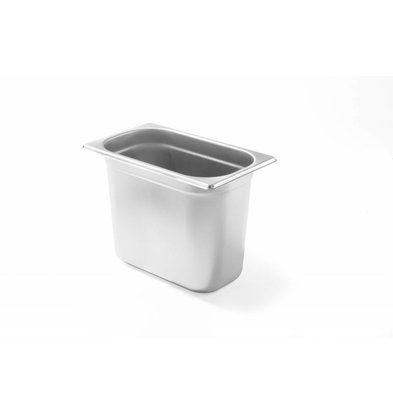 Hendi Gastronorm Bak 1/4 - 100mm | 2,8 Liter