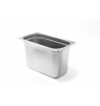 Hendi Gastronorm Bak 1/3 - 40mm | 1,5 Liter