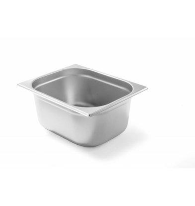 Hendi Gastronorm Bak 1/2 - 65mm | 4 Liter