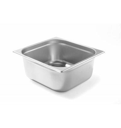 Hendi Gastronorm Bak 2/3 - 100mm | 9 Liter