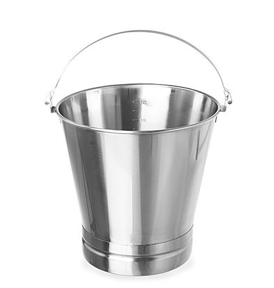 Hendi Bucket with Enhanced Base | 10 liters | Ø280x245 (h) mm