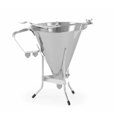 Hendi Fondanttrechter Kitchen Line | 1,5 Liter | 270x195x270(h)mm