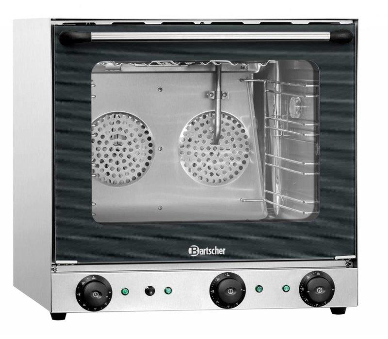 Bartscher Heteluchtoven AT120 met grill en vochtinjectie - voor 4x 438x315 mm
