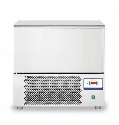 Hendi Blast Chiller / Blast chiller / freezer Fast - 3x GN1 / 1 - 750x740x720 (h) mm