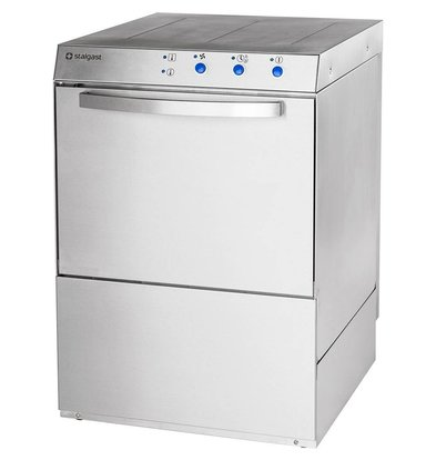 XXLselect Dishwasher Professional 50x50cm | 230V / 400V | MADE IN EUROPE Multiple Options Possible