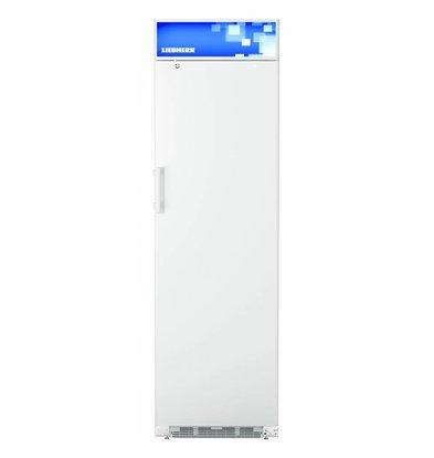 Liebherr Display Refrigerator White with Steel Door   Liebherr   411 Liter   FKDv 4211   600x687x (H) 2010mm