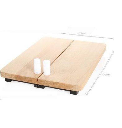 Boska Cheese-O-Matic Beech | Incl. Counter Hooks | 470x350x53 (h) mm