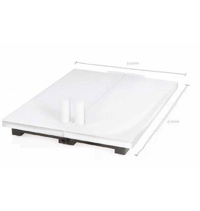Boska Cheese-O-Matic Plastics | Incl. Counter Hooks | 470x350x53 (h) mm