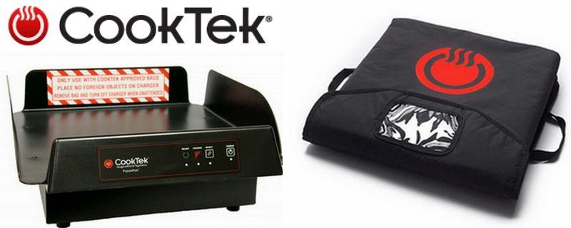 Perfect op temperatuur bezorgen doet u met de 'Thermal Delivery Systems' van Cooktek