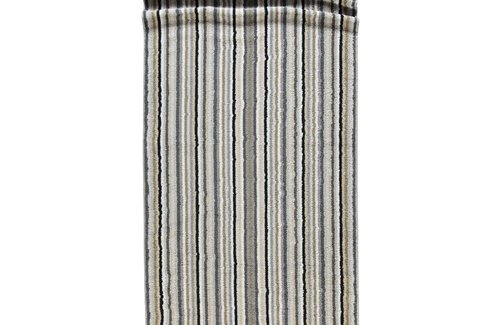 Cawö Saunalaken Life Style Stripe 70x180 Multicolor Pebble