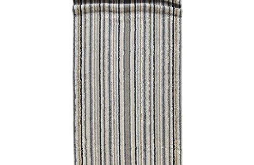 Cawö Saunatuch Life Style Stripe 70x180 Multicolor Pebble