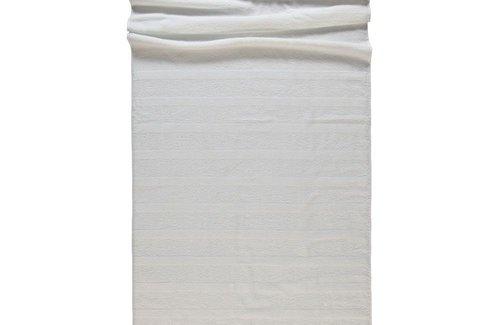Cawö Saunatuch Noblesse Uni 80x200 White