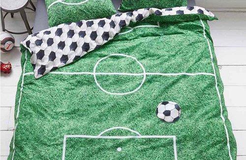 Covers & Co Dekbedovertrek Soccer