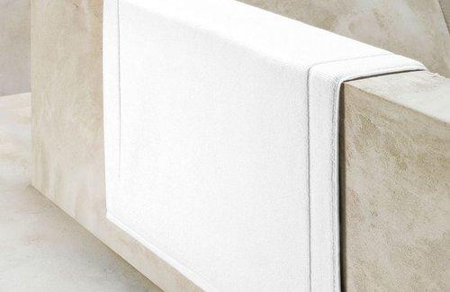 De Witte Lietaer Badematte Excellence White