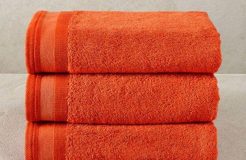 De Witte Lietaer Excellence Badlinnen Burnt Orange