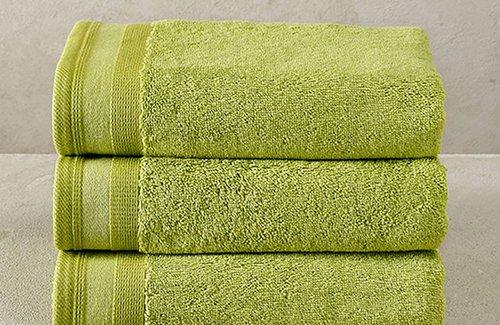 De Witte Lietaer Excellence Badlinnen Lime Green