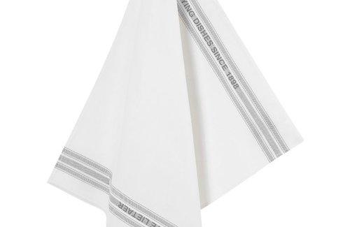 De Witte Lietaer Geschirrtuch Dish 65x70 Grey