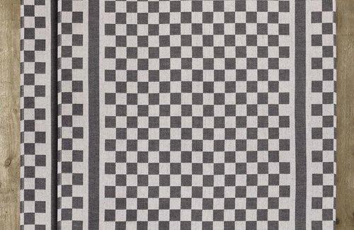 De Witte Lietaer Theedoek Groom 65x70 Black