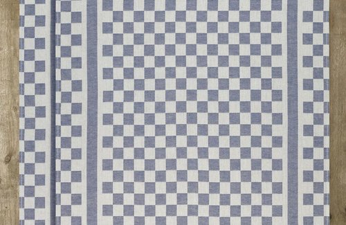 De Witte Lietaer Theedoek Groom 65x70 Blue