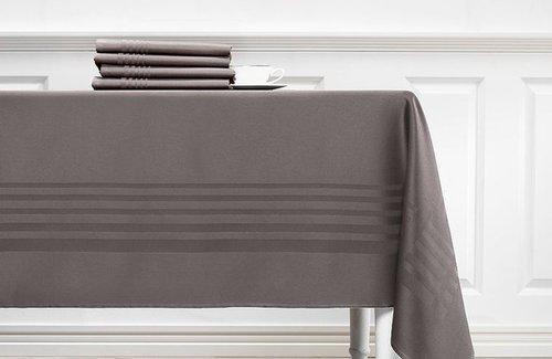 De Witte Lietaer Deauville Tischwäsche Elephant Skin