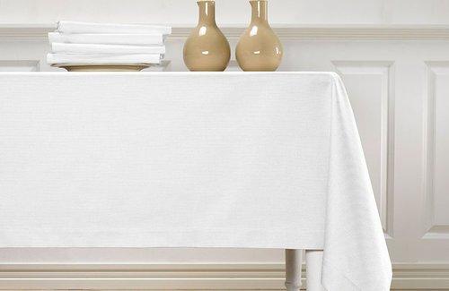 De Witte Lietaer Kalahari Tischwäsche White