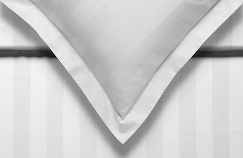 Vandyck Dekbedovertrek Purity 86 Stripe White