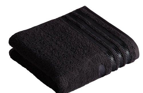Vossen Cult de Luxe Badewäsche Black